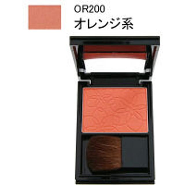 エルシア プラチナム 明るさ&血色アップ チークカラー 200オレンジ系 コーセー