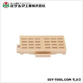 ミヅシマ工業 カラースノコジョイントRE中フチ+ クリーム 600-030