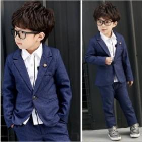 フォーマル 男の子 スーツ 2点セット 子供 タキシード  子供服 男の子 入学式 入園式 結婚式 発表会