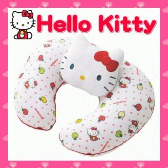 アガツマ NEW ハローキティ まくら付き 授乳クッション 女の子 授乳 クッション キティ ハローキティ マルチクッション ギフト プレゼント ママ こども