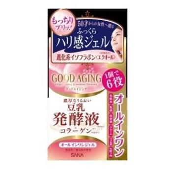 グッドエイジング モイスチャージェル100g 常盤薬品工業 サナGAモイスチヤ-ジエル100G 返品種別A