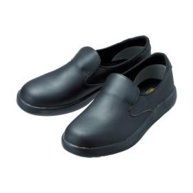 ミドリ安全 超耐滑軽量作業靴 ハイグリップ 25.0CM (1足) 品番:H700N-BK-25.0