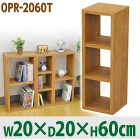 エイ・アイ・エス オープンラックシステム OPR-2060T W20×D20×H60cm