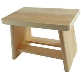 風呂椅子 ひのき ( 木製 バスチェア )