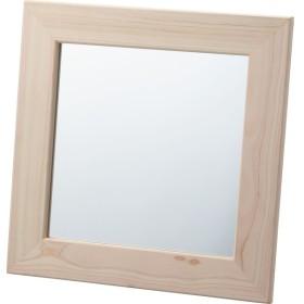 ひのき卓上ミラー 室内装飾品 鏡 置鏡 MH-270 代引不可