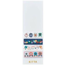キングジム マスキングテープ KITTA キッタ カザリ KIT038
