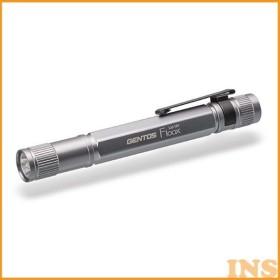 照明 ペンライト LED 懐中電灯 GENTOS FLASHLIGHT Flooxシリーズ LU-101 ジェントス