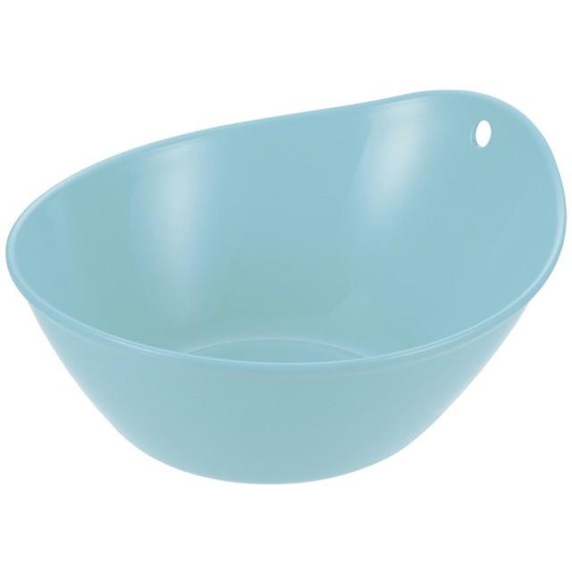リッチェル ハユール湯桶EX LB(ライトブルー) ライトブルー
