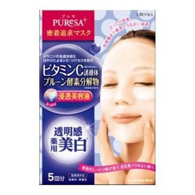 プレサ シートマスク ビタミンC 5枚 ウテナ プレサシ-トマスクVCA 返品種別A