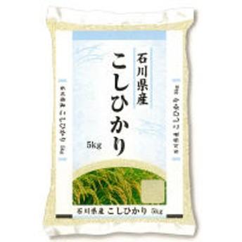 【精白米】石川県産コシヒカリ 5kg 平成30年産