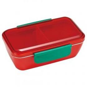 PFTY5 スタイリッシュランチボックス 530ml <マルシェカラー トマト> スケーター 【10%OFFクーポン利用可能】【コード:L5Y874X】