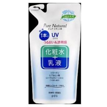 ピュア ナチュラル エッセンスローション UV 詰替 200ml pdc 返品種別A