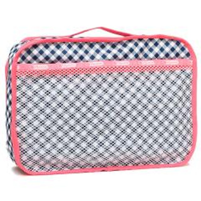 1b23ac3fbd3c レスポートサック パッキングポーチ LESPORTSAC レディース 1436 D373 SMALL PACKING POUCH ポーチ FLASH  GINGHAM