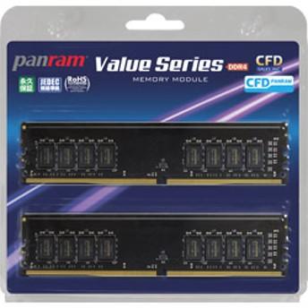 W4U2666PS-4GC19 (288pin/DDR4-2666/4GBx2)