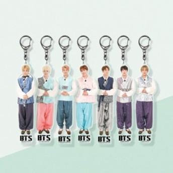 K-POP人気グループのアクリルしおりキーホルダー07 ☆防弾少年団(BTS)☆acrylic ★韓流 韓国商品 韓