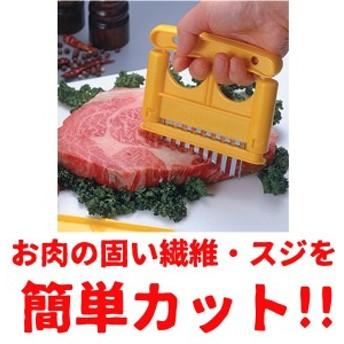ミニソフター 肉のスジ切 最安値に挑戦