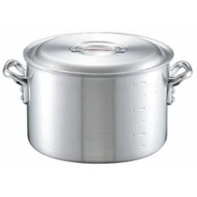 半寸胴鍋 日本製 中尾アルミ キングポット半寸胴鍋 目盛付 15cm 1.7L アルミ鍋 業務用鍋