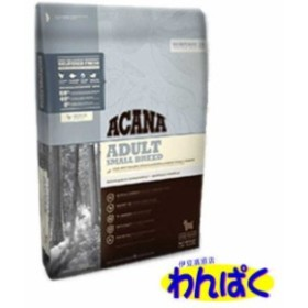 ACANA アカナ アダルトスモールブリードドッグ 2kg【正規品】 ドッグフード アレルギー ドックフ