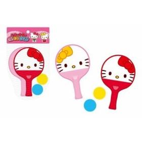 キティちゃん おもちゃ 3歳 4歳 ピンポンあそび 子供用卓球遊び 知育玩具
