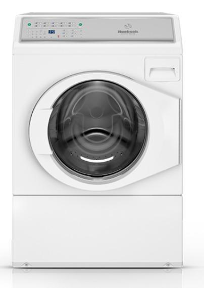 Huebsch 優必洗 ZFNE9BW 白色 美式12公斤滾筒前控式洗衣機