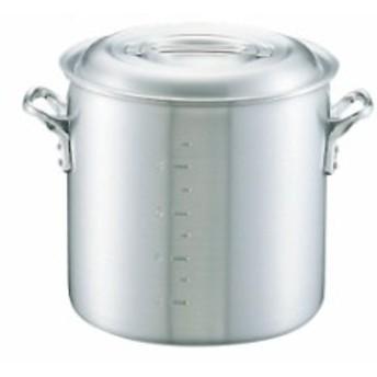 寸胴鍋 日本製 中尾アルミ キングポット寸胴鍋 目盛付15cm 2.7L アルミ鍋 業務用鍋