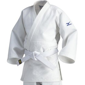 MIZUNO SHOP [ミズノ公式オンラインショップ] 柔道衣(三四郎/上衣)二重織 22JM5A3451