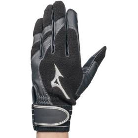 MIZUNO SHOP [ミズノ公式オンラインショップ] トレーニング用手袋【両手用】 09 ブラック×ブラック 1EJET101