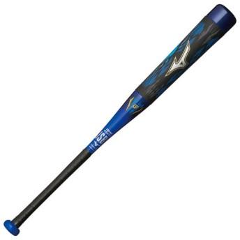 MIZUNO SHOP [ミズノ公式オンラインショップ] 少年軟式用ビヨンドマックスオーバル(FRP製/78cm/平均580g) 1427 ネイビー×ブルー 1CJBY13578