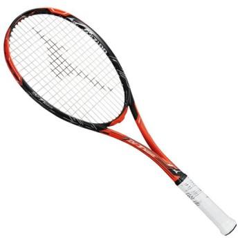 MIZUNO SHOP [ミズノ公式オンラインショップ] ディーアイ T500(ソフトテニス) 54 ソリッドオレンジ×ブラック 63JTN845
