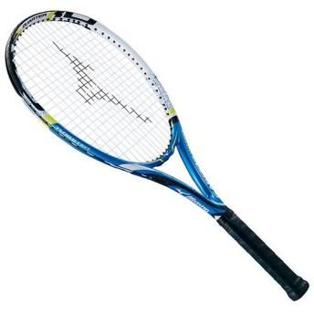 MIZUNO SHOP [ミズノ公式オンラインショップ] Fエアロ クォーター(テニス) 27 ブルー×ホワイト 63JTH602