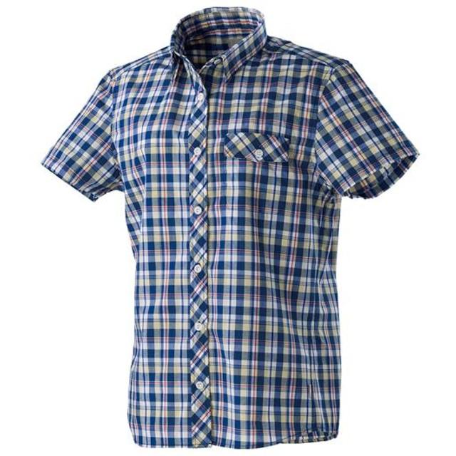 MIZUNO SHOP [ミズノ公式オンラインショップ] マジックドライ半袖トレイルシャツ[レディース] 25 ブルー A2MC8207