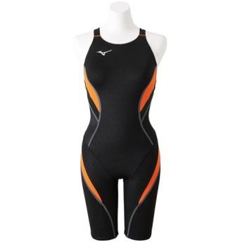 MIZUNO ミズノ 競泳用ハーフスーツ オープン レディース N2MG8240