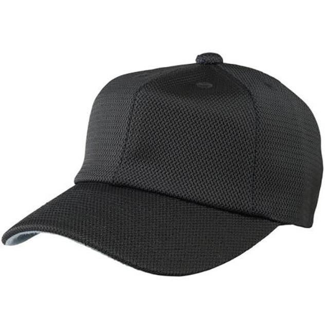 MIZUNO SHOP [ミズノ公式オンラインショップ] オールメッシュ六方型キャップ(野球)[ユニセックス] 09 ブラック 12JW8B14