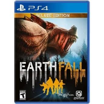 PS4 Earthfall:Deluxe Edition(アースフォール:デラックスエディション 北米版)〈Gearbox Publishing〉[新品]