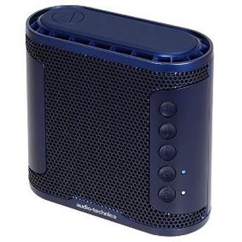 オーディオテクニカ ブルートゥーススピーカー AT−SBS50BT BL ブルー