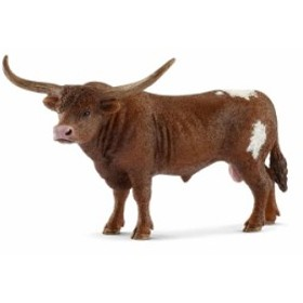 Schleich (シュライヒ) テキサス牛(オス)13866〔18077〕【全商品・全在庫】【正規品】【まとめ買いで送料無料】
