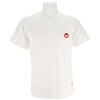 MIZUNO SHOP [ミズノ公式オンラインショップ] オリジナルTシャツ【赤カップ】[メンズ] 01 ホワイト 12JA8Q65