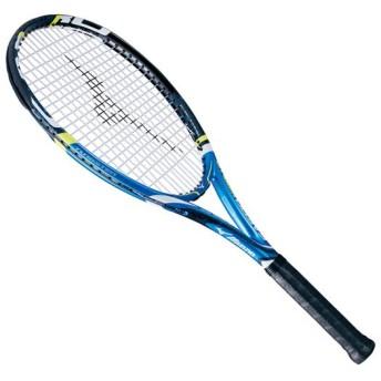 MIZUNO SHOP [ミズノ公式オンラインショップ] Fエアロ ミッドプラス(テニス) 27 ブルー×ブラック 63JTH601