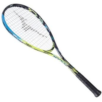 MIZUNO SHOP [ミズノ公式オンラインショップ] ジストZ-01(ソフトテニス) 39 ソリッドブラック×スプラッシュ 63JTN734