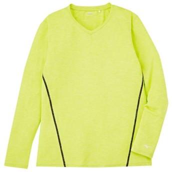 MIZUNO SHOP [ミズノ公式オンラインショップ] ロングTシャツ 37 ライムグリーン J2MA5901