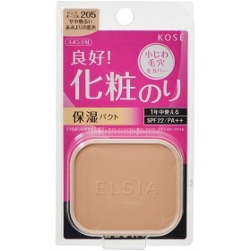 エルシア プラチナム 化粧のり良好 モイストファンデーション レフィル 205 ( 9.3g )/ エルシア