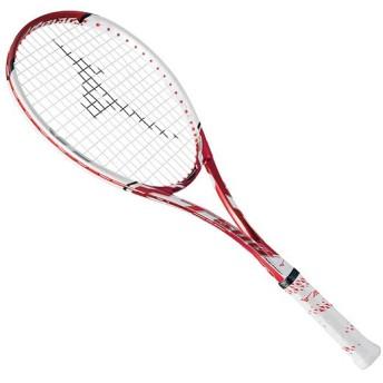 MIZUNO SHOP [ミズノ公式オンラインショップ] ディープインパクト T-500(フレームのみ)(ソフトテニス) 62 ルビーレッド 63JTN672
