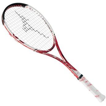 MIZUNO SHOP [ミズノ公式オンラインショップ] ディープインパクト Z-500(フレームのみ)(ソフトテニス) 62 ルビーレッド 63JTN670