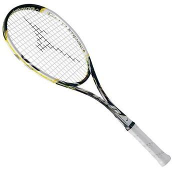 MIZUNO SHOP [ミズノ公式オンラインショップ] ディープインパクト Z-100(フレームのみ)(ソフトテニス) 09 ブラック×ホワイト 63JTN660