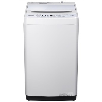HW-G60A 全自動洗濯機 ホワイト [洗濯6.0kg /乾燥機能無 /上開き]
