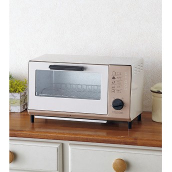 【ツインバード】オーブントースター 電子レンジ・トースター