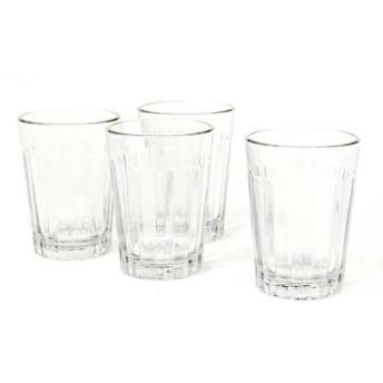 タンブラーセット 4個セット ホームコーディ 250ml グラス・ガラス食器