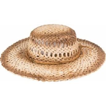 ピーターグリム ハット 帽子 メンズ【Peter Grimm Namiko Straw Hat】Tea Stain