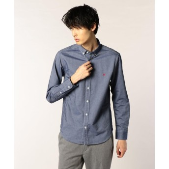 【10%OFF】 フレディアンドグロスター ASTLAD B.Dシャツ メンズ サックス M 【FREDY & GLOSTER】 【タイムセール開催中】