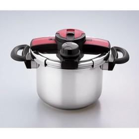 NEWボルドー 両手圧力鍋6L 土鍋・卓上鍋